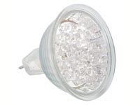 MR16 LED LAMP 12VAC - WARM WIT
