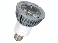 3W LEDLAMP - NEUTRAAL WIT (3900-4500K) - 230V - E14