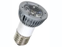 3W LEDLAMP - NEUTRAAL WIT (3900-4500K) 230V - E27